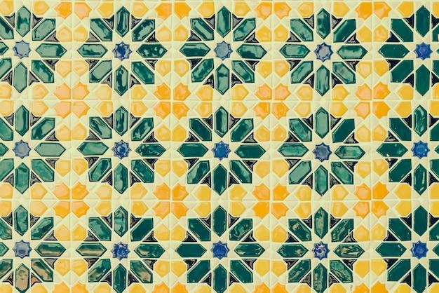 Texture di sfondo di mosaico