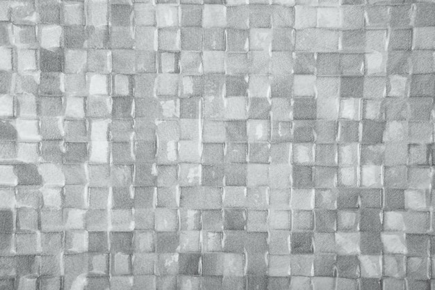 Mosaic tiles texture background. classic ceramics tile wall texture for interior