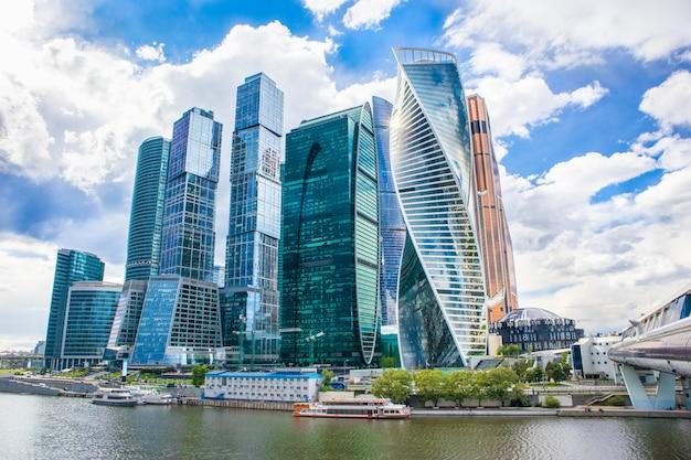 Московский международный деловой центр, россия