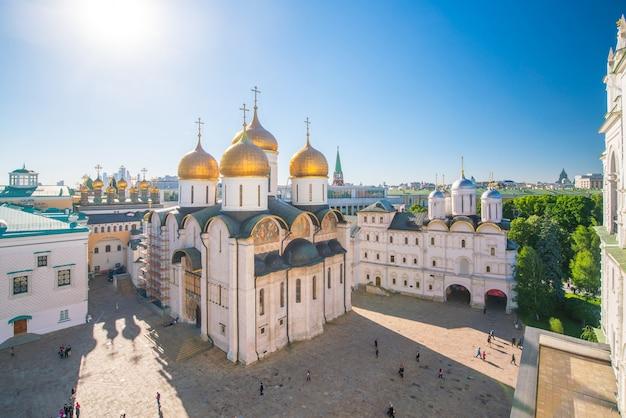 Московский кремль. объект всемирного наследия юнеско в россии
