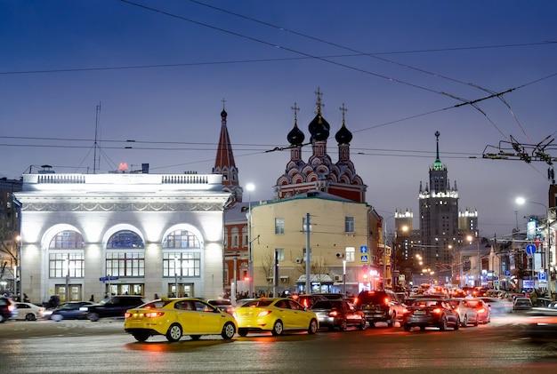 Москва, россия - 27 января.