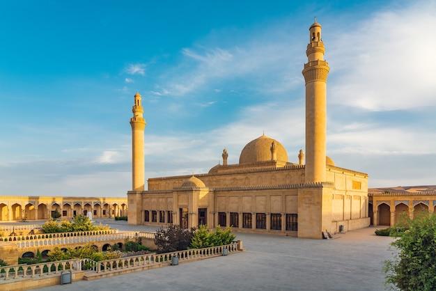 Мечеть в городе шамахы
