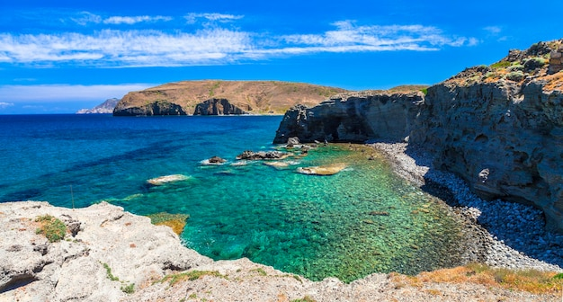 Most beautiful beaches of greece