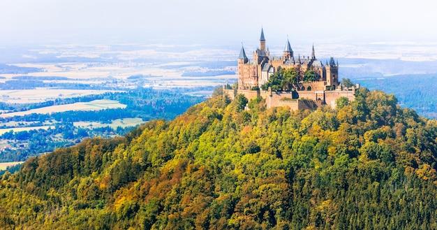 ヨーロッパで最も美しい城