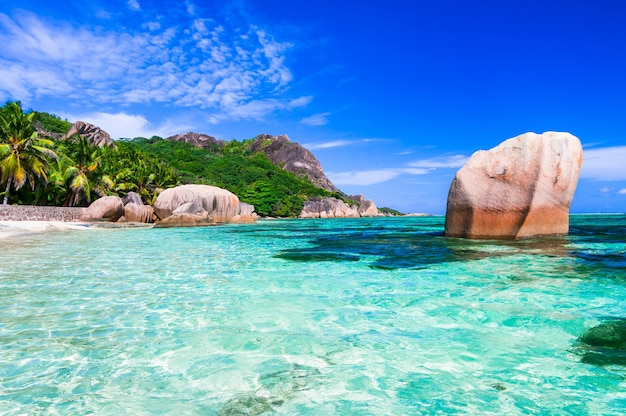 最も美しい熱帯のビーチ