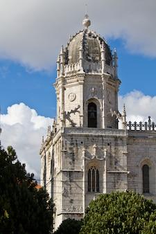 Mosteiro dos jeronimos monument
