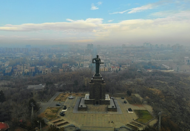 Mother of armenia monument