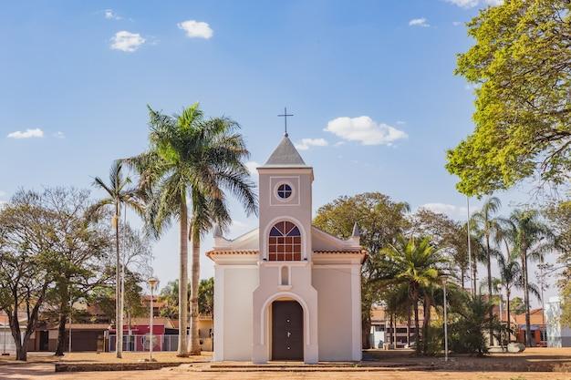サンパウロのプラデポリス市の母教会。