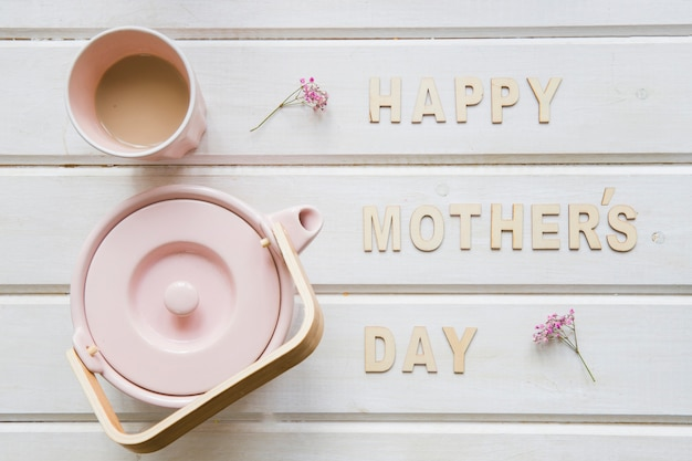 Mother day composition