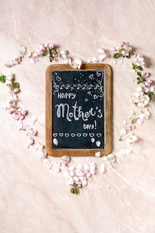 Поздравительная открытка ко дню матери