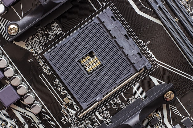 Motherboard. mb as background
