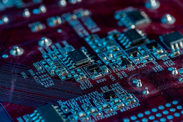 마더 보드 마이크로 칩 컴퓨터 그래픽 카드