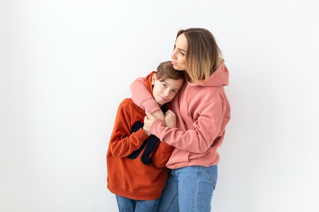 家族の概念としての母の日と子供たち