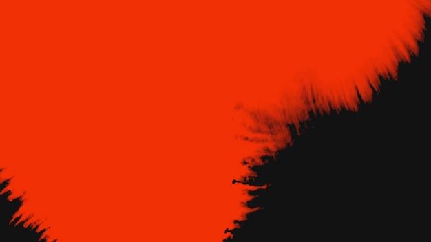 모션 추상 빨간색과 검은색 밝아진, 다채로운 그런 지 배경. 힙스터와 수채화 템플릿을 위한 우아하고 고급스러운 3d 일러스트레이션 스타일