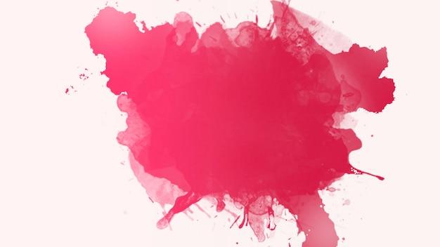 모션 추상 붉은 반점과 밝아진, 다채로운 그런 지 배경