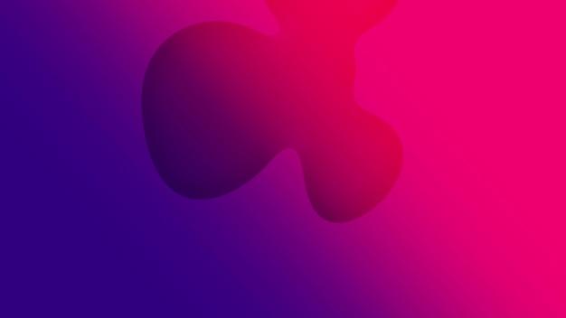 Движение геометрический градиент красочные волны, ретро абстрактный фон. элегантный и роскошный стиль 3d иллюстрации для делового и корпоративного шаблона