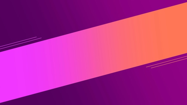 Motion geometric purple gradient line, retro abstract background. elegant and luxury 3d illustration style for business and corporate template