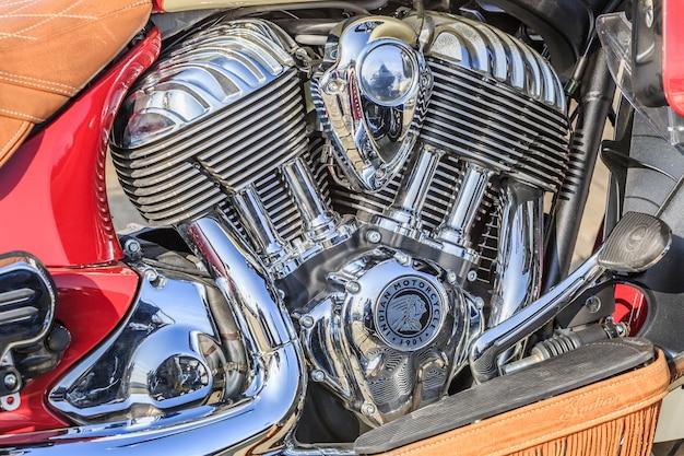 Motorbike motor Free Photo
