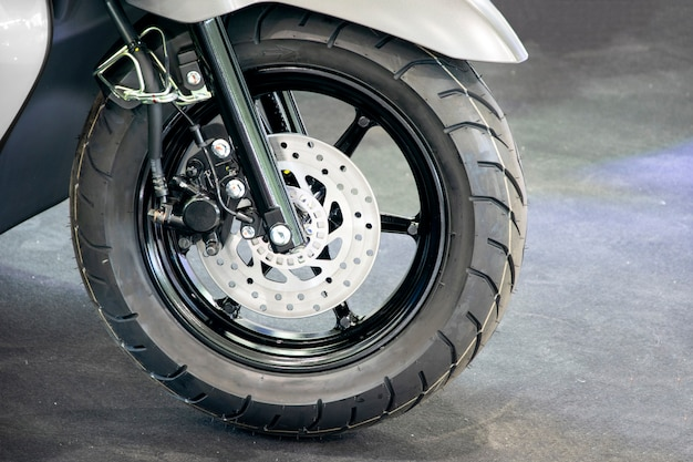 Motorcycles wheels front