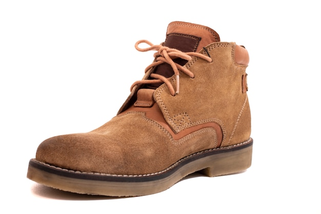 Mountain brown boot