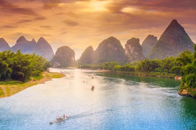 Mountain countryside landmark china tourism