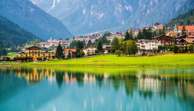 Auronzo 디 cadore, 이탈리아의 산 마