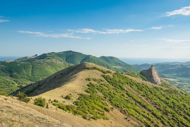Mountaine 풍경