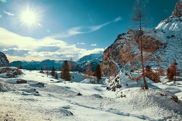 Mountains of cinque terre