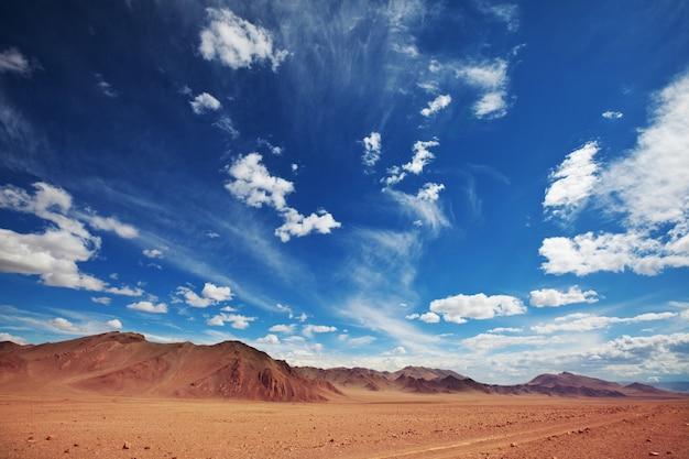 Монголия: горы