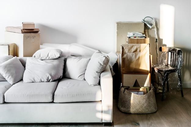 Trasferirsi in un nuovo concetto di casa
