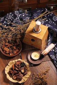 Moxibustion chinese medicine