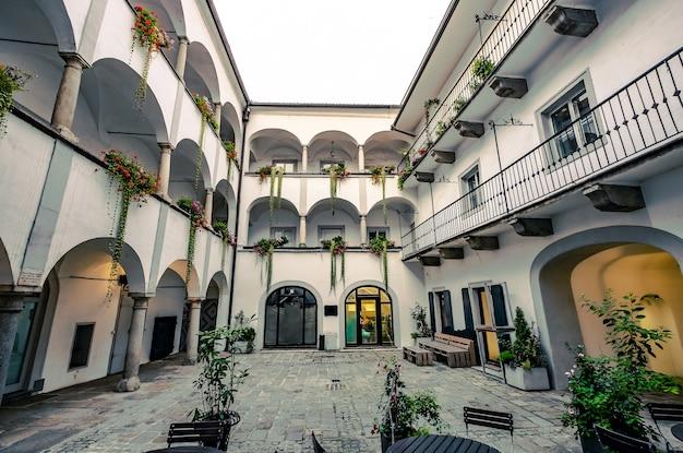 オーストリア、リンツのモーツァルトの家