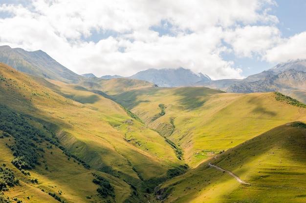 Mtskheta-mtianeti地域