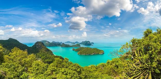 Национальный парк му ко анг тонг, таиланд