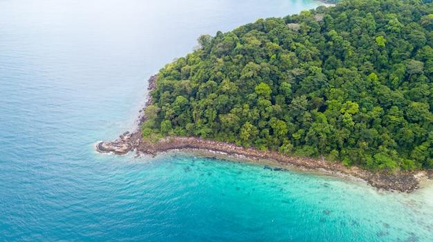 Mu koh chang国立公園のラン島、