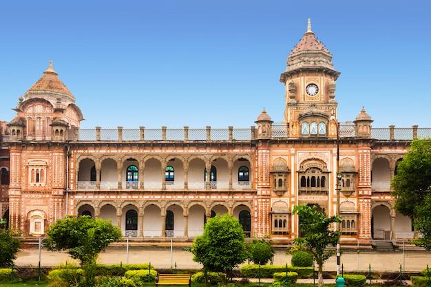 Mubarak mand palace