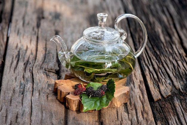 Чай из шелковицы натуральный.