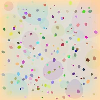 멀티 컬러 색종이-그림 Eps 10 프리미엄 사진