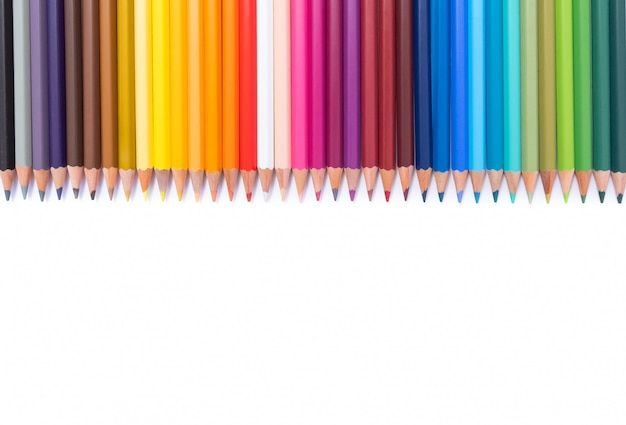 鉛筆の多色セット