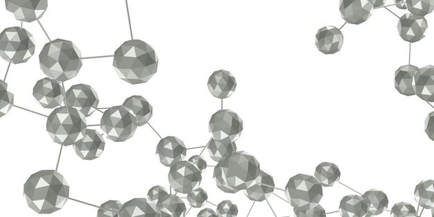 다차원 큐브 연결 기하학적 개체 육각 네트워크