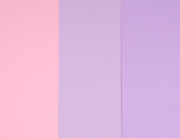 Multicolored pastel paper background