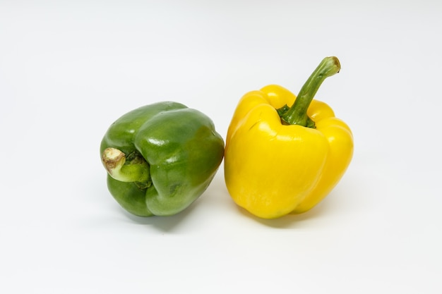 Разноцветный перец