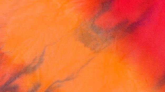 Разноцветный текстиль тай-дай