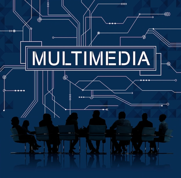멀티미디어 사업