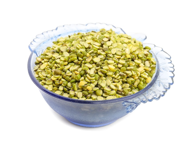 Mung bean split