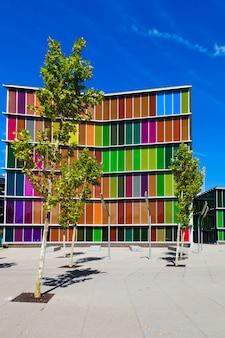 Musac, contemporary art museum of castilla y leon, leon, spain