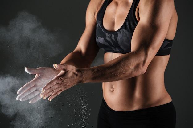 Sportiva muscolare