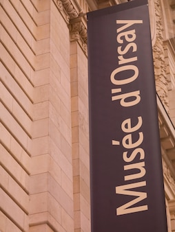 Musee d'orsay、パリ、フランス