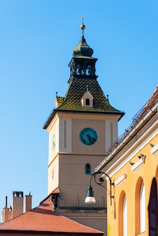 ブラショフの古い家の近くの歴史博物館
