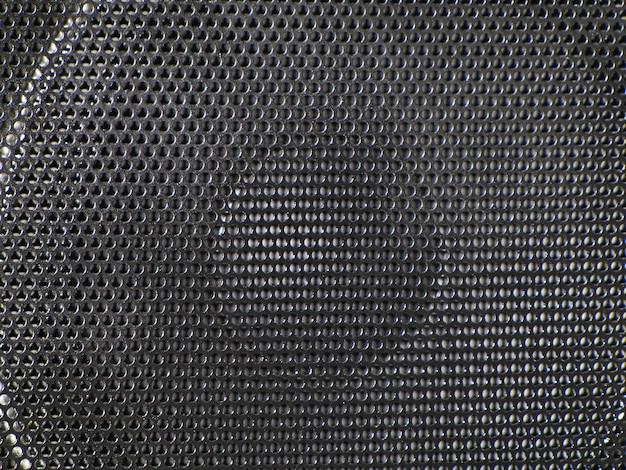 Музыкальная колонка с защитной черной сеткой